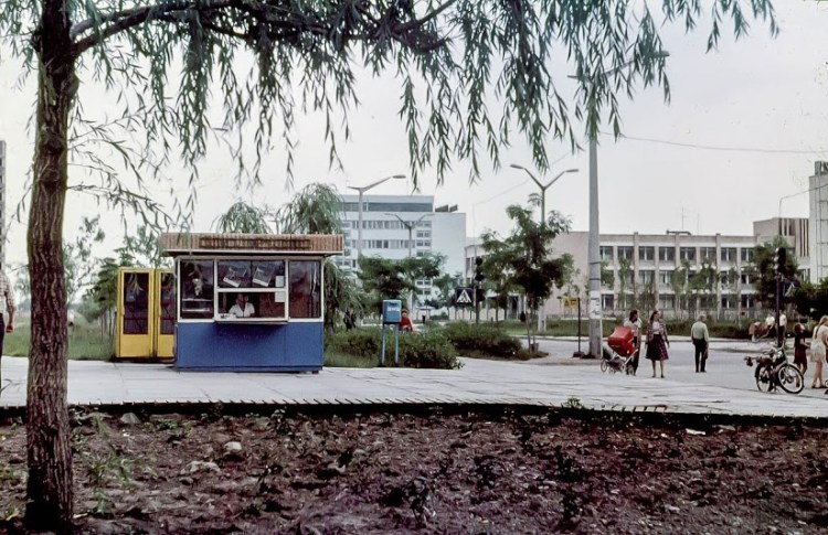 Pripyat before the disaster
