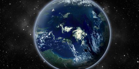 Earth-like Planet