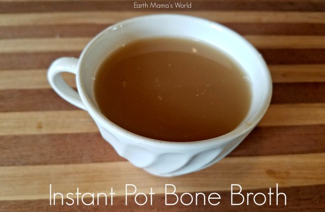 How to Make Bone Broth in an Instant Pot