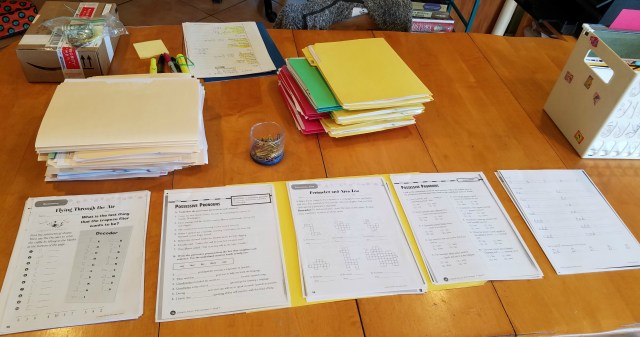 Homeschool Planning: 12 Weeks at a Time