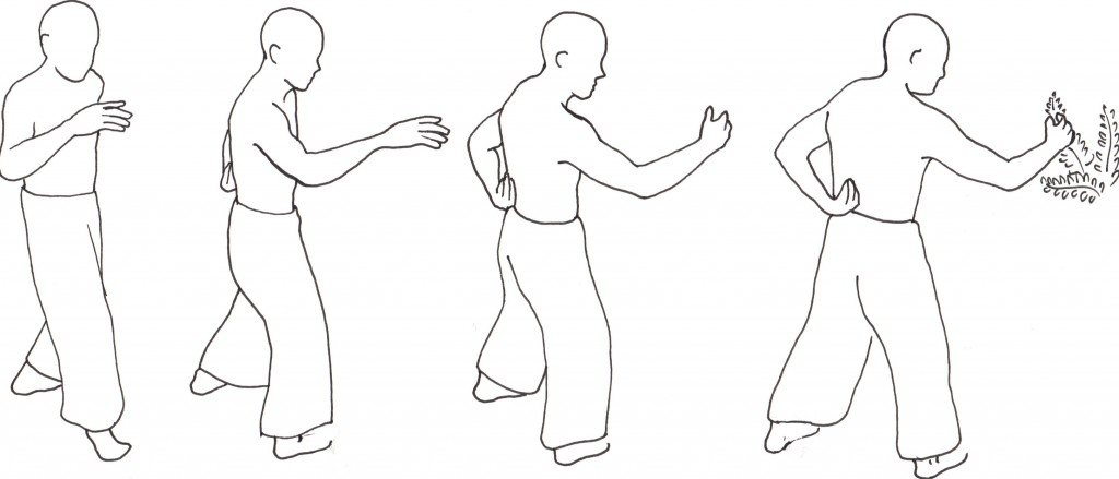 List of Synonyms and Antonyms of the Word: Qigong Movements