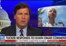 Tucker Carlson Rips Into Ilhan Omar's Censor Squad as Insincere Race-Baiters