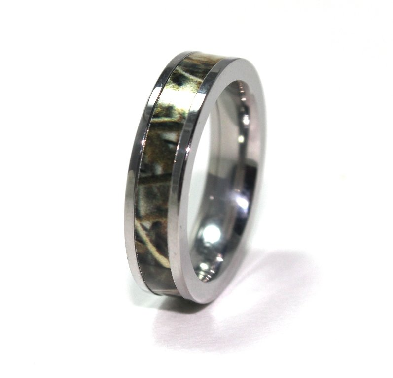 What You Didn't Know About Camo Wedding Bands  Wedding