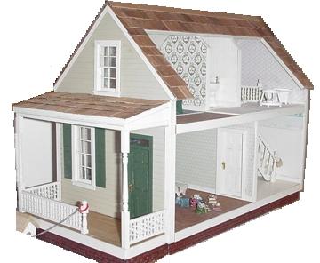 scale dollhouse miniature