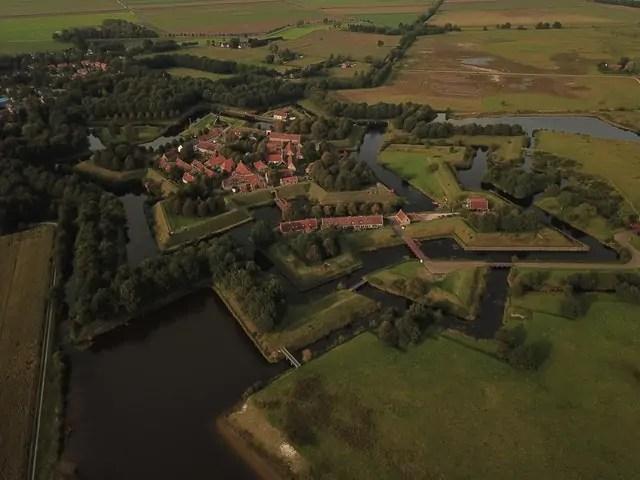 Fort Bourtange Village