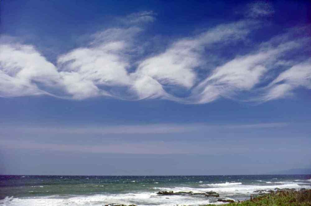 Cirrus Kelvin-Helmholtz Cloud