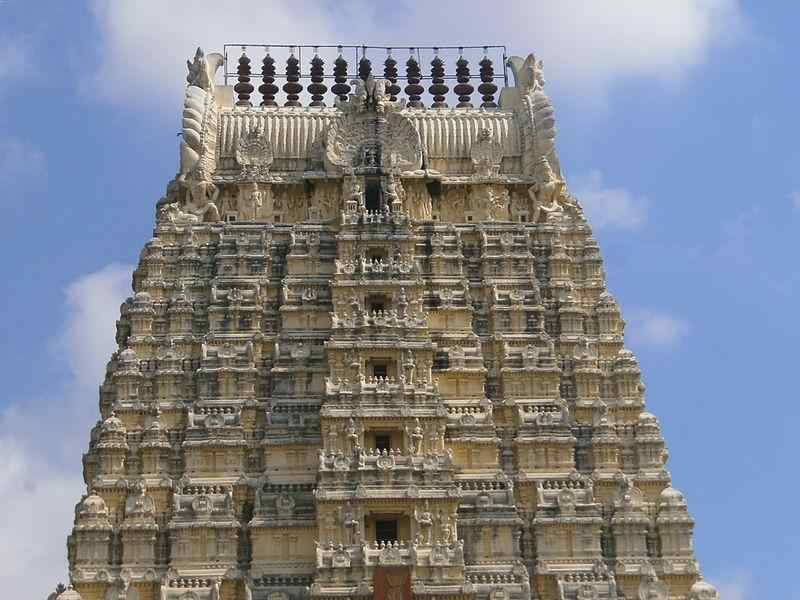 Ekambareswarar Temple, Tamil Nadu