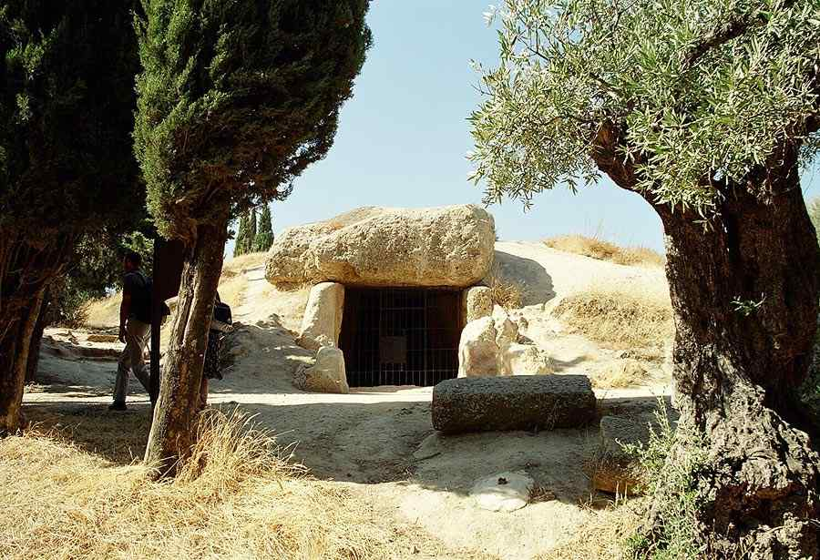 Dolmen of Menga