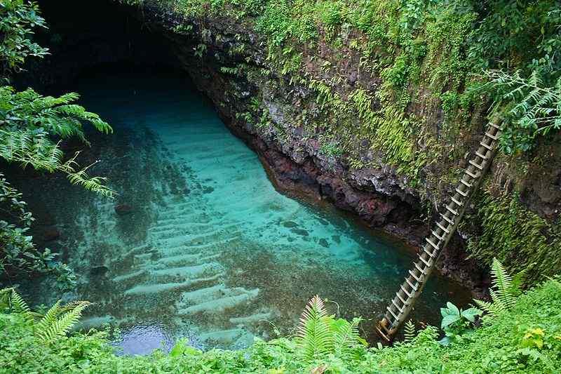 To Sua Ocean Trench