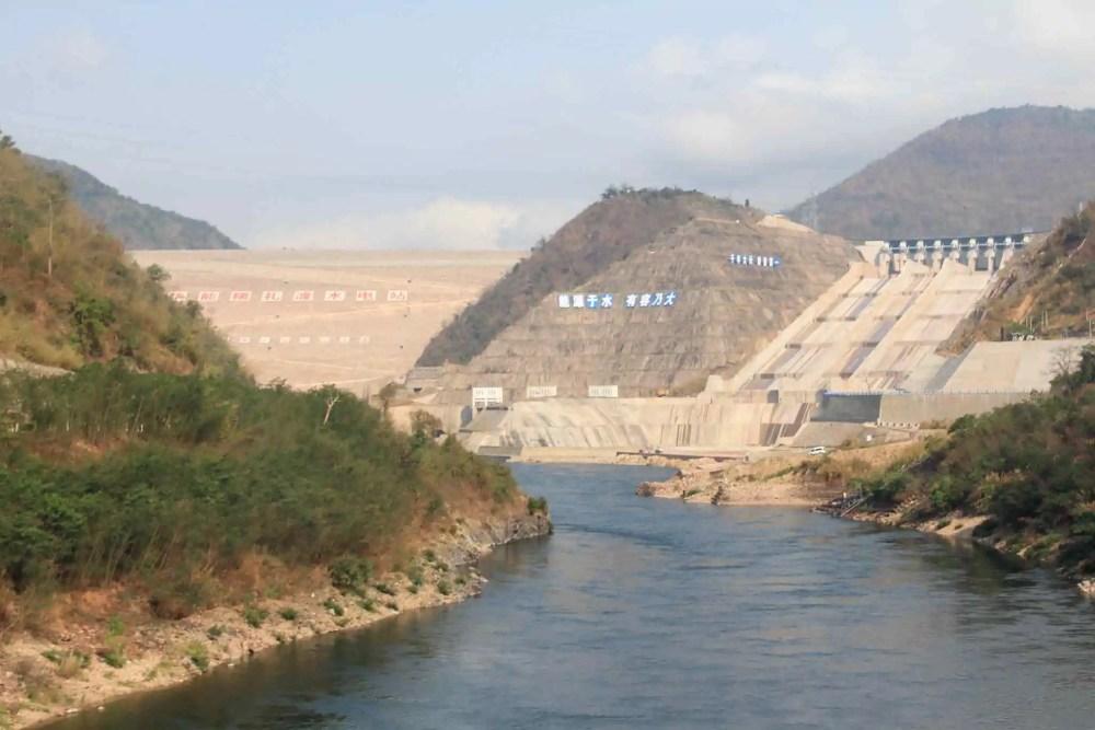 Nuozhadu Dam, China