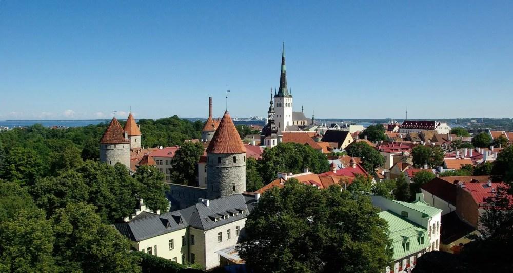 Medieval cities In Europe