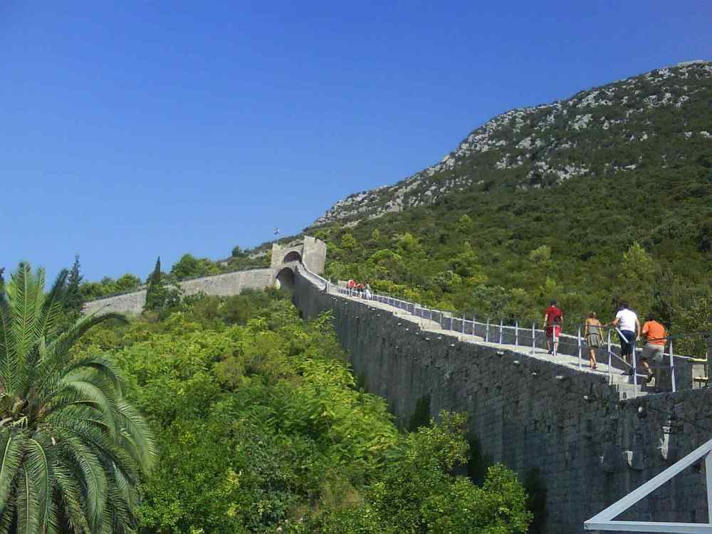 Walls of Ston