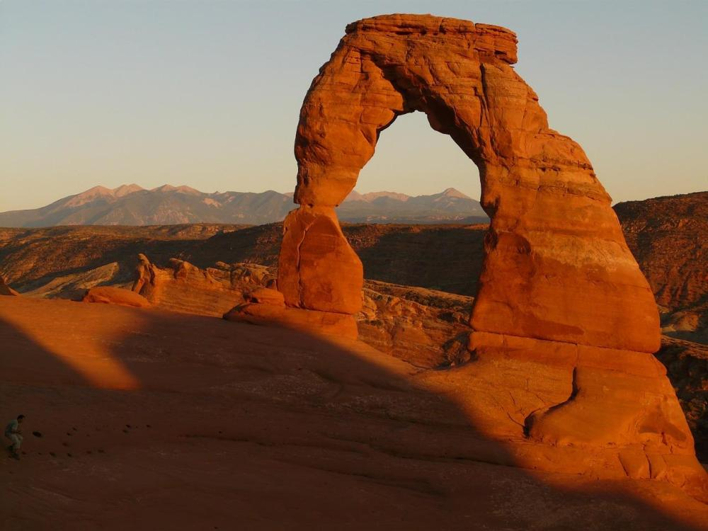 National Parks in the USA