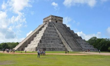 Ancient Mayan ruins