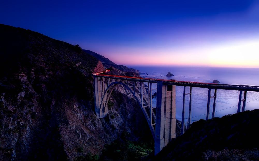 Tourist Attractions in California