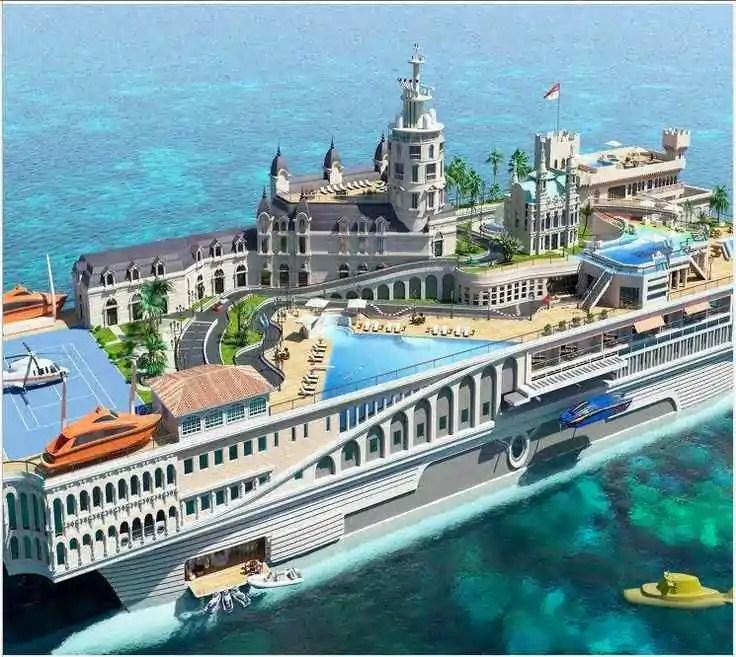 Street of Monaco
