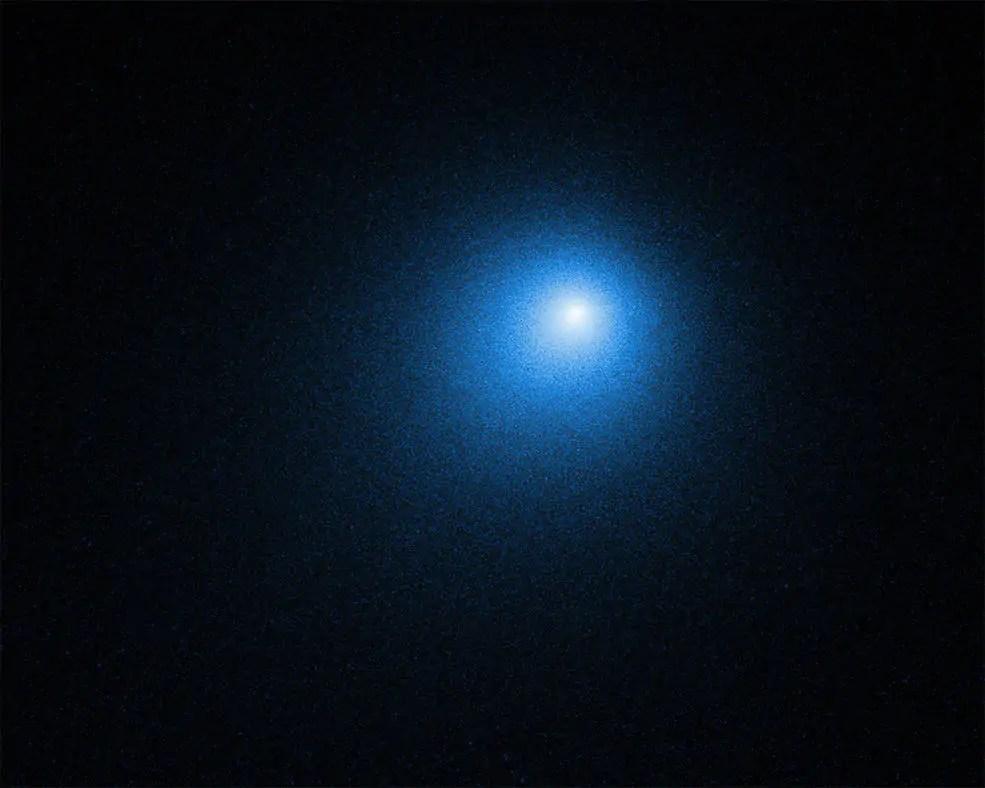NASA Comet