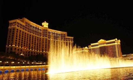 Bellagio Fountains, Las Vegas