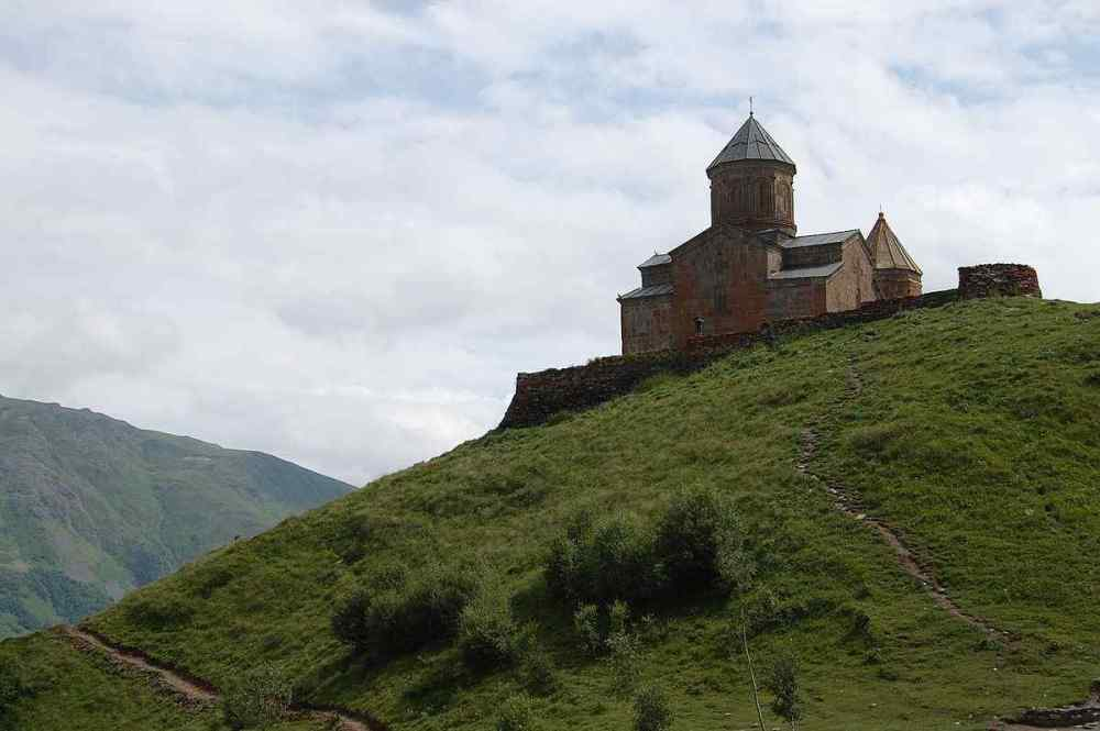 Gergeti Trinity Church, Georgia