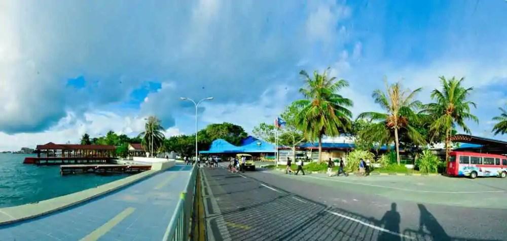 Hulhumale Island (Maldives)