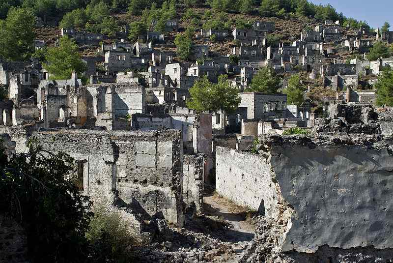 Kayakoy, Turkey