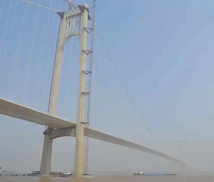 Nanjing Fourth Yangtze Bridge