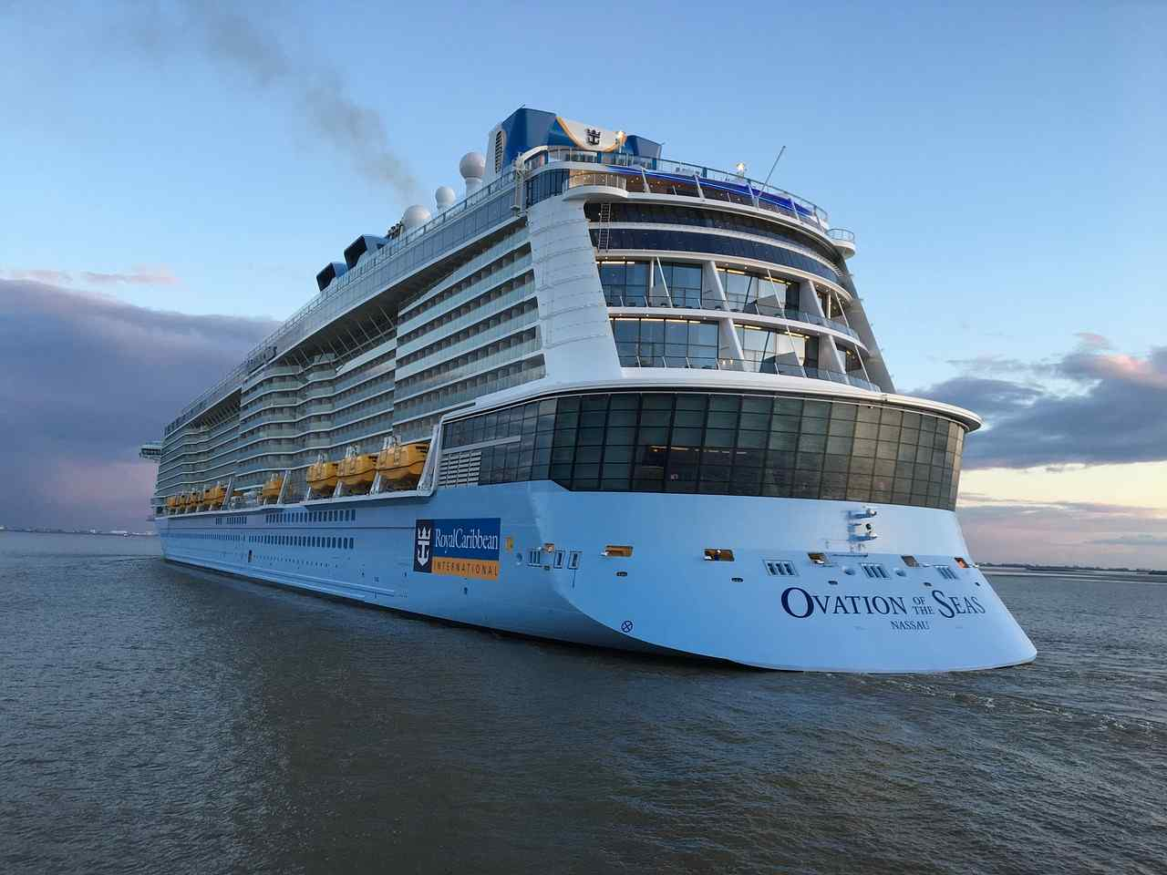 Top 10 Largest Cruise Ships In 2019