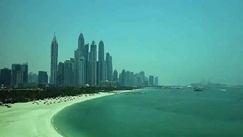 The Palm Jumeirah - Dubai - United Arab Emirates