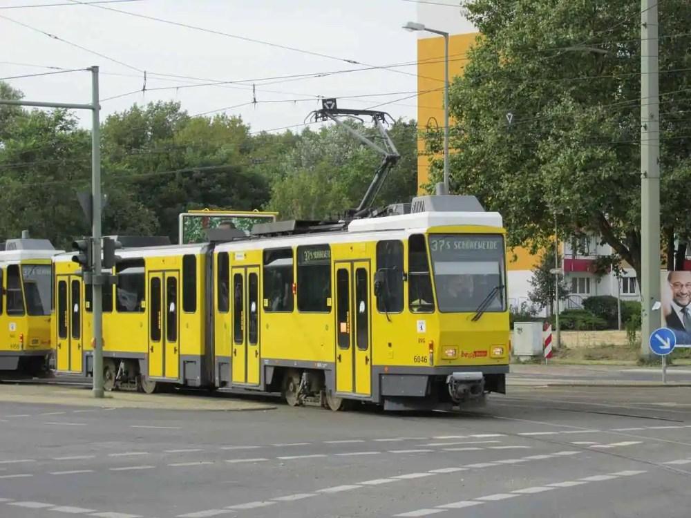 Berlin's Tram