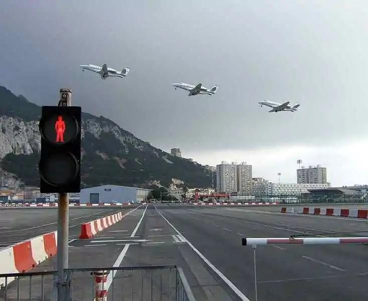 Gibraltar Airport, Gibraltar