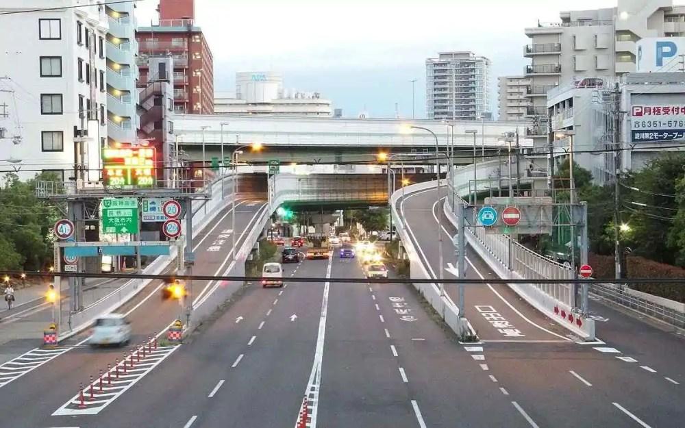 Hanshin Expressway, Japan