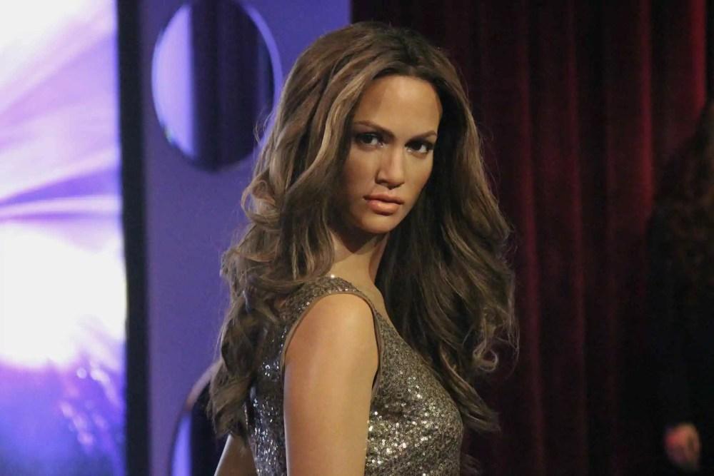 Jennifer Lopez's bottom