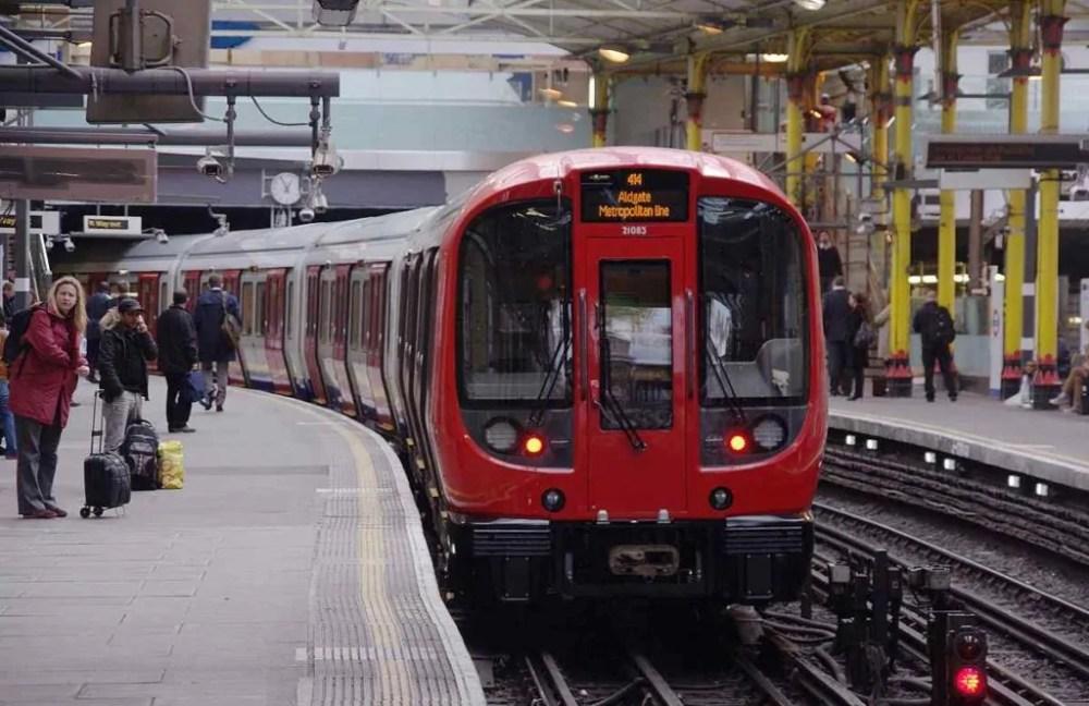 London Metro System, England