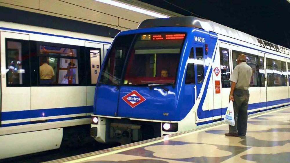 Madrid Metro, Spain