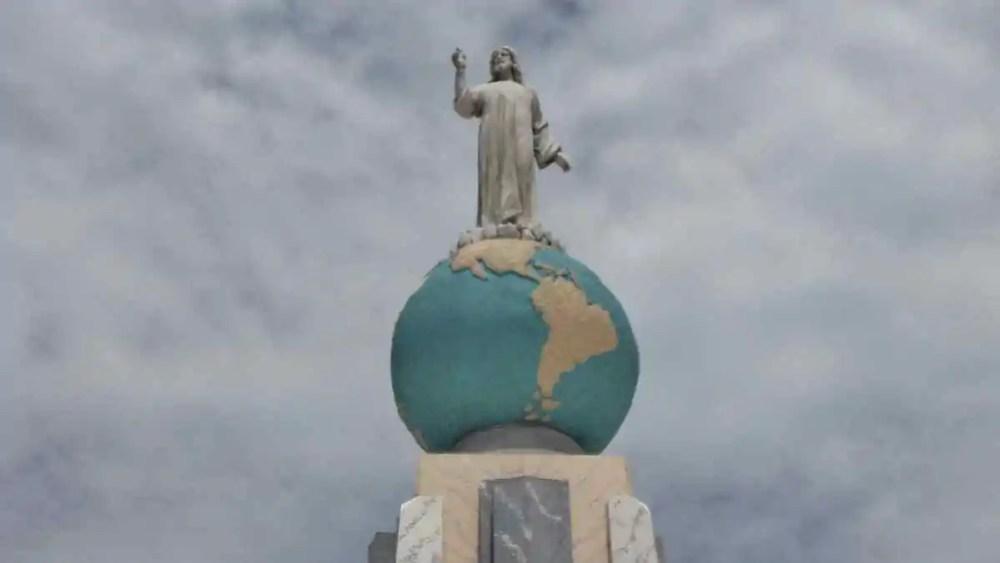 Monument to the Divine Saviour of the World, El Salvador