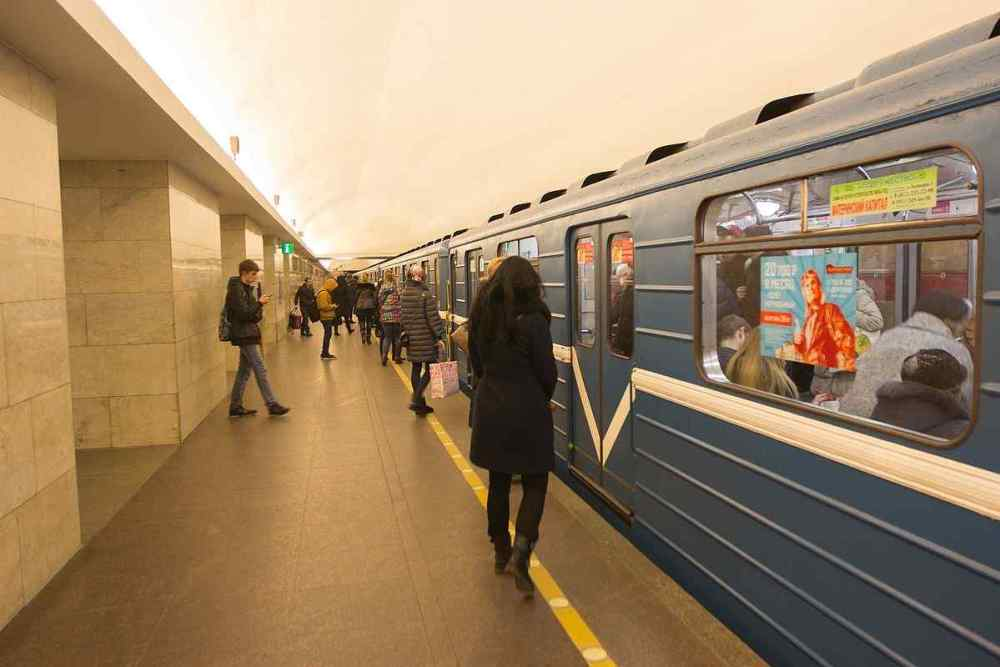 Moscow Metro System, Russia