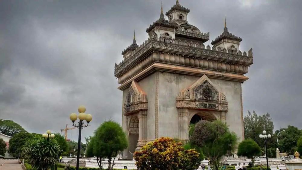 Patuxai, Vientiane (Laos)