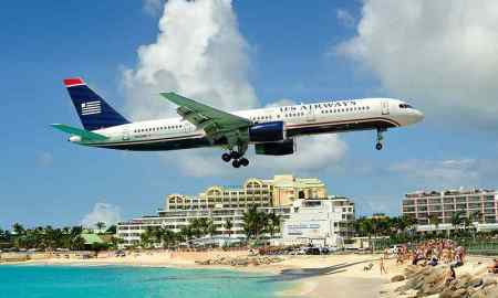 Princess Juliana Airport, Saint Marteen