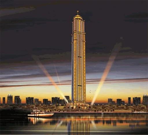 Princess Tower – Dubai