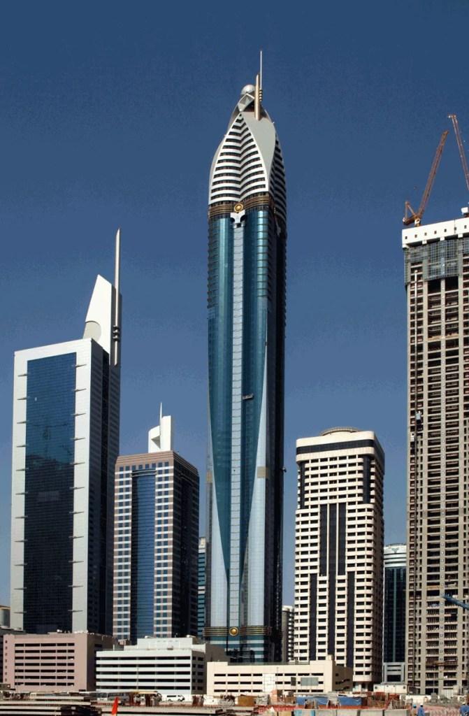 Rose Tower – Dubai