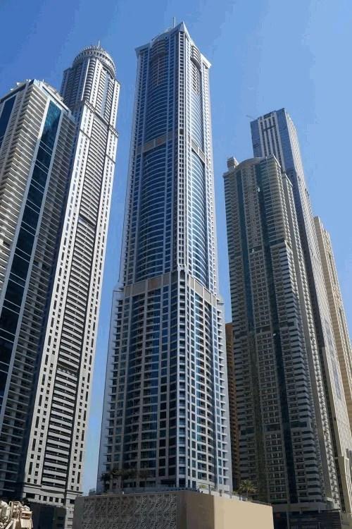 The Marina Torch – Dubai
