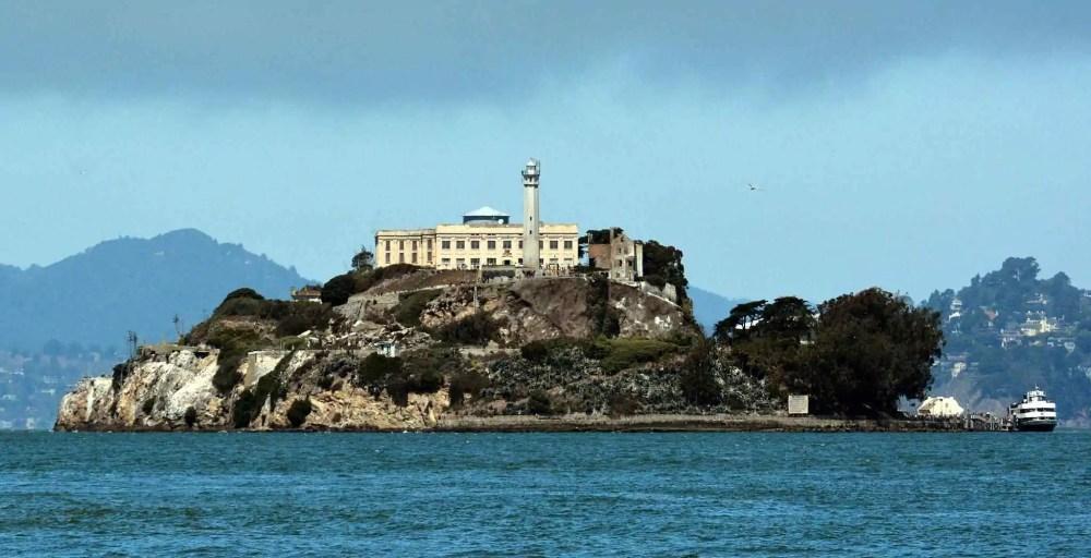 Alcatraz Island, California