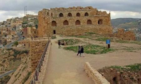 Kerak Castle, Jordan