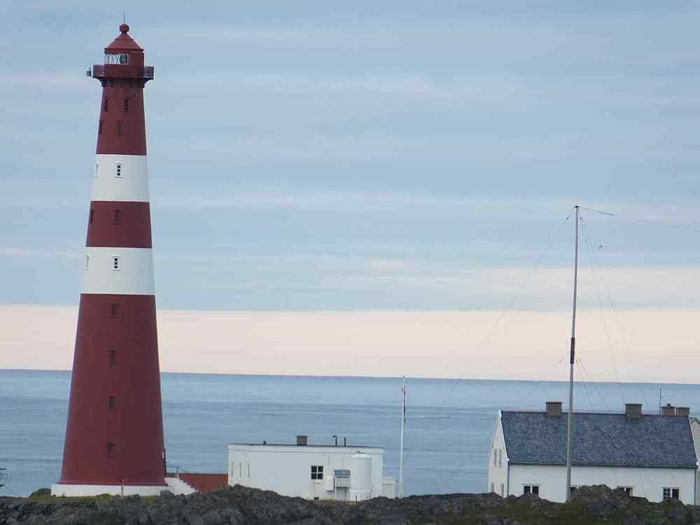 Slettnes Lighthouse, Norway