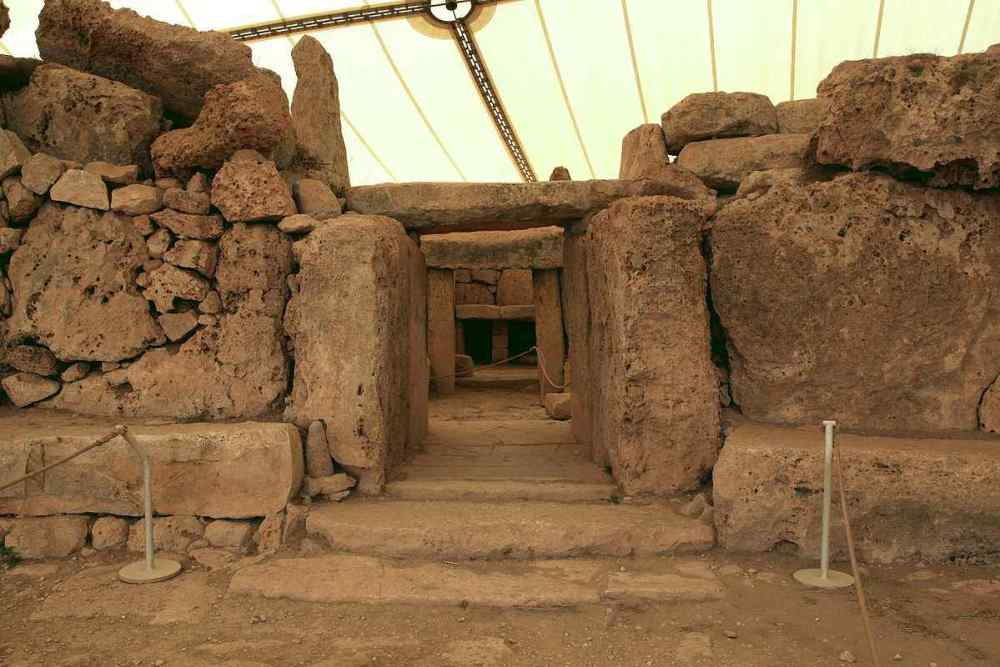 Hagar Qim and Mnajdra