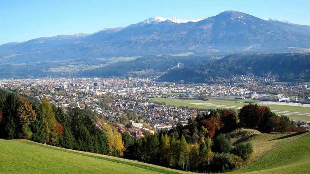 Innsbruck Austria Landscape