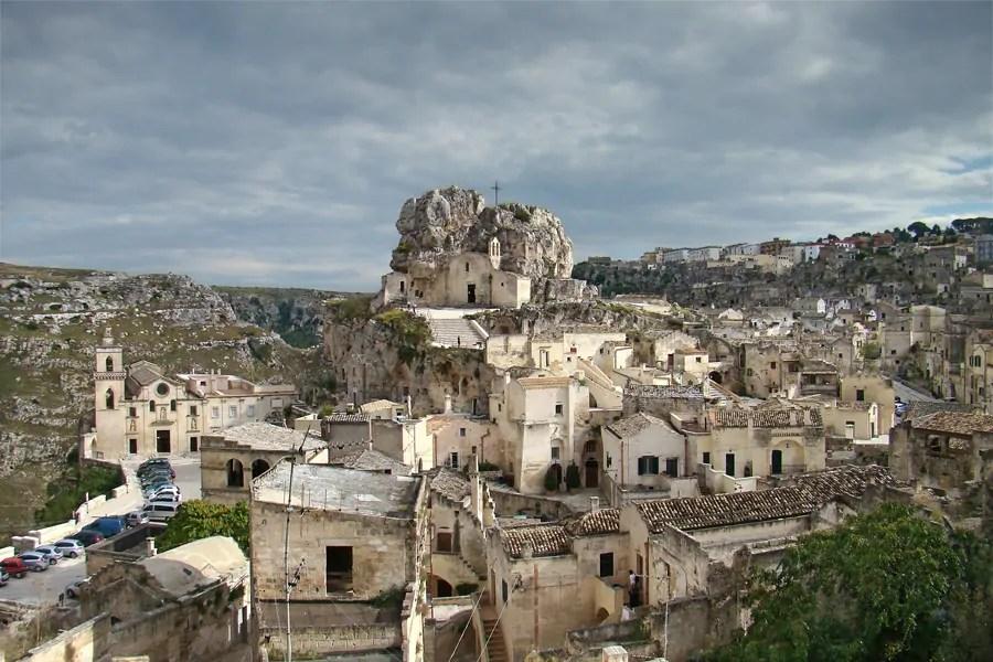 Sassi di Matera, Matera, Basilicata