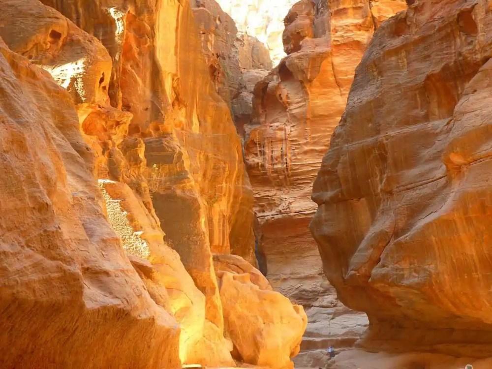 Siq Canyon