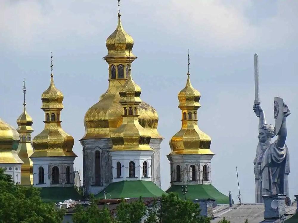KIEV PECHERSK LAVRA, Monastery in Ukraine