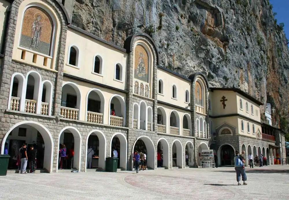 OSTROG MONASTERY, Monastery in Montenegro